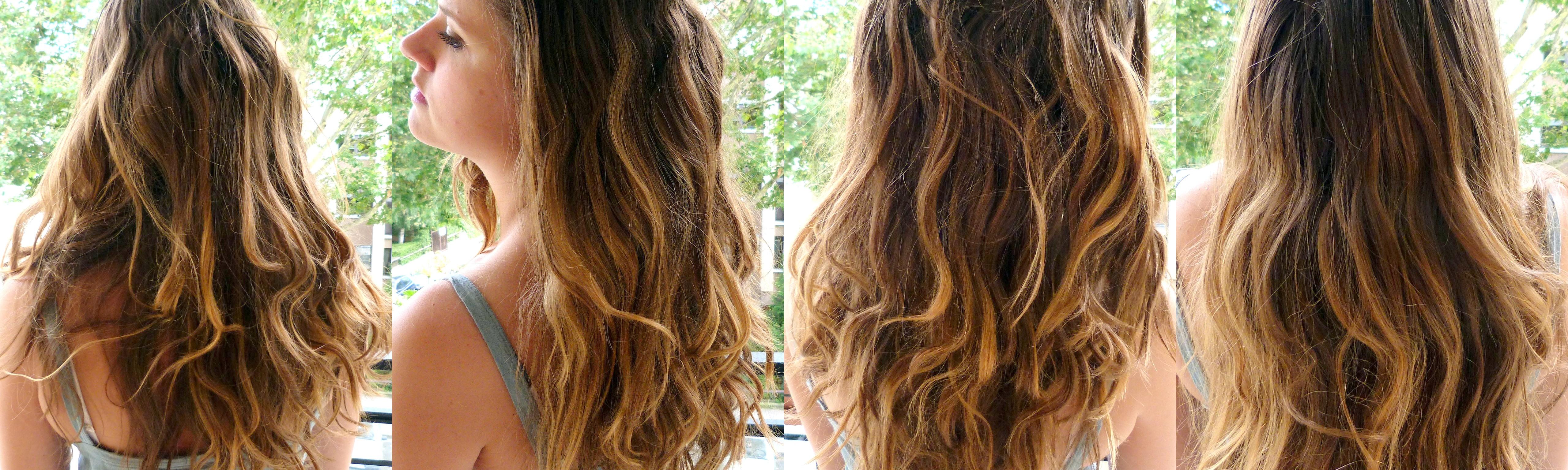 Balayage Avant Après tout ma routine cheveux , le blog de nérolile blog de  néroli