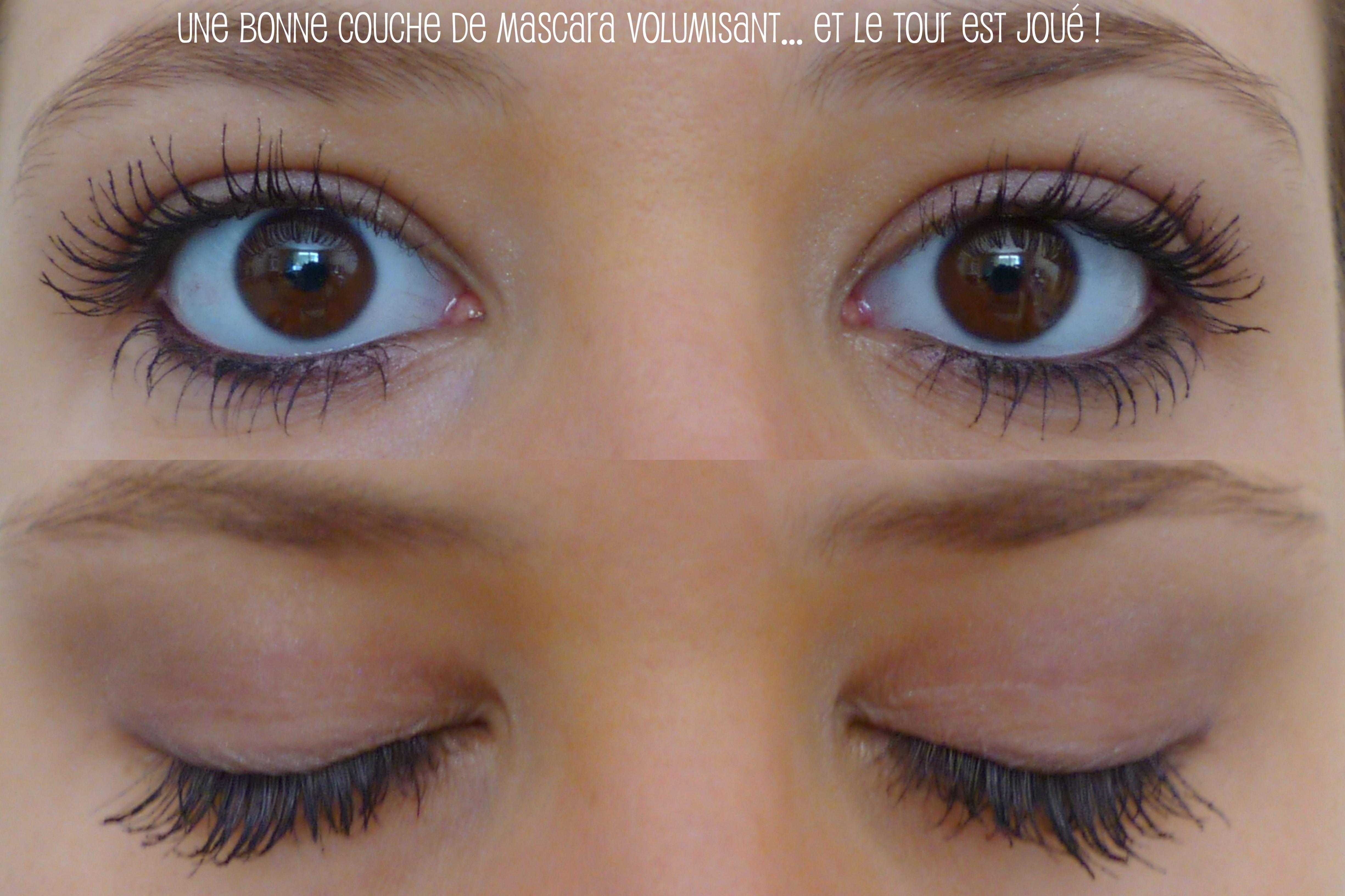 Un Maquillage Facile Pour Les Yeux Le Blog De N Rolile Blog De N Roli
