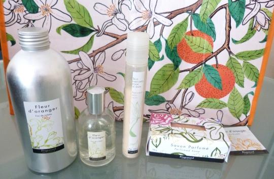 Mon Parfum Fleur Doranger De Fragonard Le Blog De Nérolile Blog